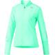 adidas Response Wind Jacket Women energy aqua